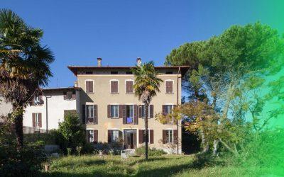 Superuse on site: Villa Maggiore